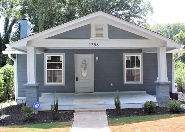 2358 NW St. James Drive, Atlanta, GA 30318 (MLS #6605999) :: RE/MAX Paramount Properties