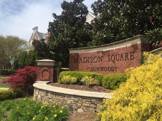 1850 Cotillion Drive #3406, Atlanta, GA 30338 (MLS #6606002) :: RE/MAX Paramount Properties