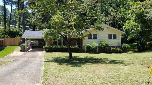 1815 Fort Valley Drive SW, Atlanta, GA 30311 (MLS #6606013) :: RE/MAX Paramount Properties