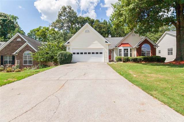 4181 Mcever Park Drive, Acworth, GA 30101 (MLS #6606015) :: The Hinsons - Mike Hinson & Harriet Hinson