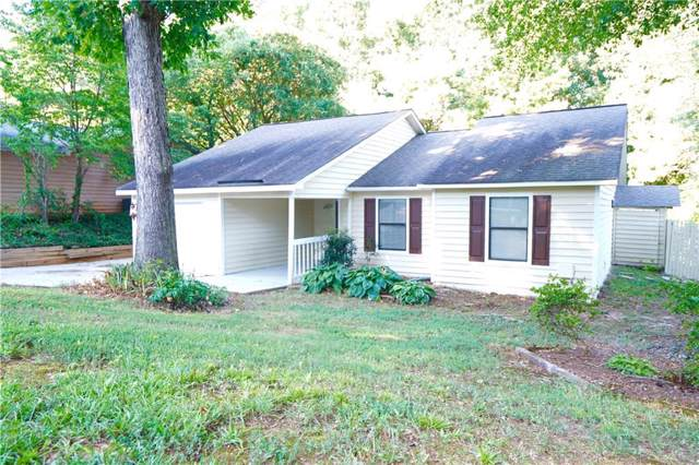 2301 Marshes Glenn Drive, Norcross, GA 30071 (MLS #6606022) :: Charlie Ballard Real Estate