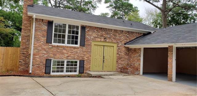 871 Fireside Way, Stone Mountain, GA 30083 (MLS #6606029) :: RE/MAX Paramount Properties