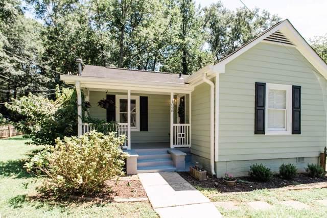 1098 Morley Avenue SE, Atlanta, GA 30312 (MLS #6606033) :: RE/MAX Paramount Properties