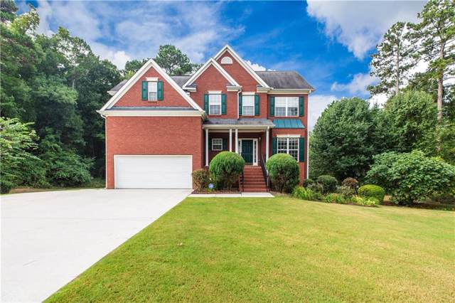115 Chablis Court, Fayetteville, GA 30214 (MLS #6606035) :: North Atlanta Home Team