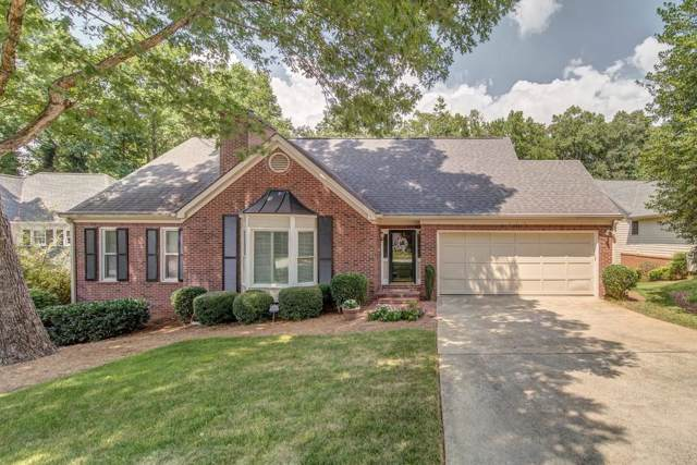 670 Oakledge Drive NW, Marietta, GA 30060 (MLS #6606038) :: The Hinsons - Mike Hinson & Harriet Hinson