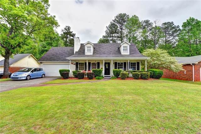 899 Dallas Way, Lawrenceville, GA 30046 (MLS #6606040) :: Kennesaw Life Real Estate