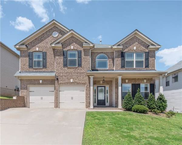 7290 Rock Ridge Way, Lithonia, GA 30038 (MLS #6606048) :: RE/MAX Paramount Properties