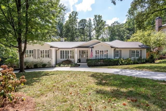 2680 NE Redding Road NE, Brookhaven, GA 30319 (MLS #6606061) :: Iconic Living Real Estate Professionals