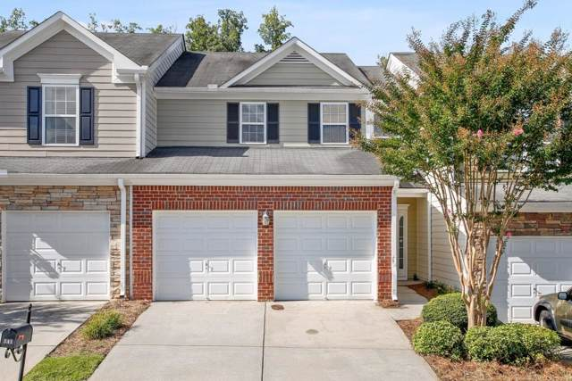 341 Niblewill Place, Marietta, GA 30066 (MLS #6606067) :: The Cowan Connection Team