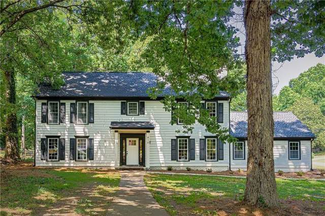 610 Bruce Way SW, Lilburn, GA 30047 (MLS #6606068) :: Charlie Ballard Real Estate
