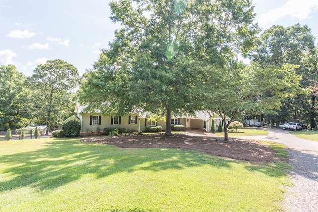 4031 Tanners Mill Road, Braselton, GA 30517 (MLS #6606072) :: The Stadler Group