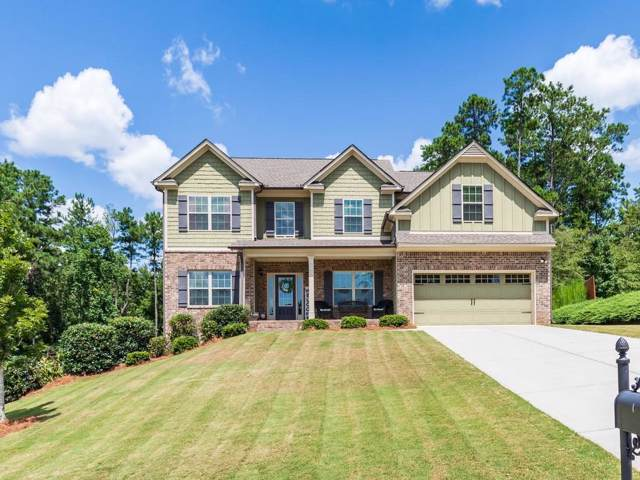 428 Copper Ridge Drive, Loganville, GA 30052 (MLS #6606086) :: The Heyl Group at Keller Williams