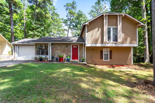 411 Mary Erna Drive, Fairburn, GA 30213 (MLS #6606103) :: The Heyl Group at Keller Williams