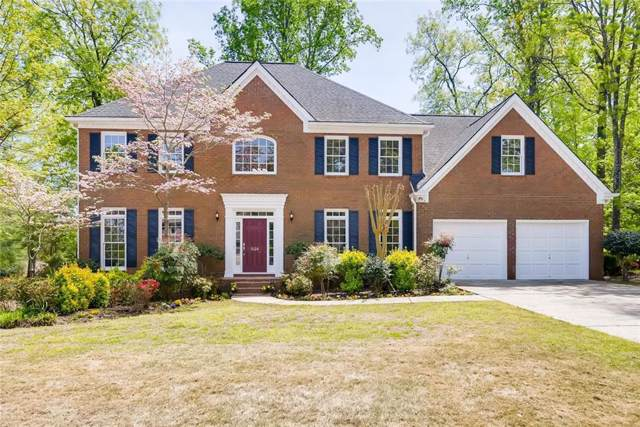 5124 Bedford Oaks Court, Marietta, GA 30068 (MLS #6606114) :: KELLY+CO