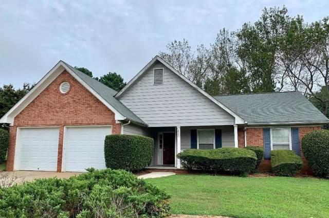 2404 SE Scarlet Lane SE, Conyers, GA 30013 (MLS #6606120) :: RE/MAX Paramount Properties