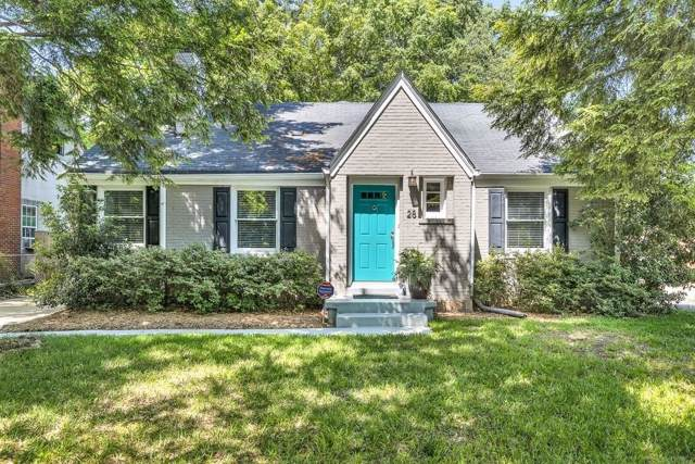 28 Candler Road NE, Atlanta, GA 30317 (MLS #6606121) :: Charlie Ballard Real Estate