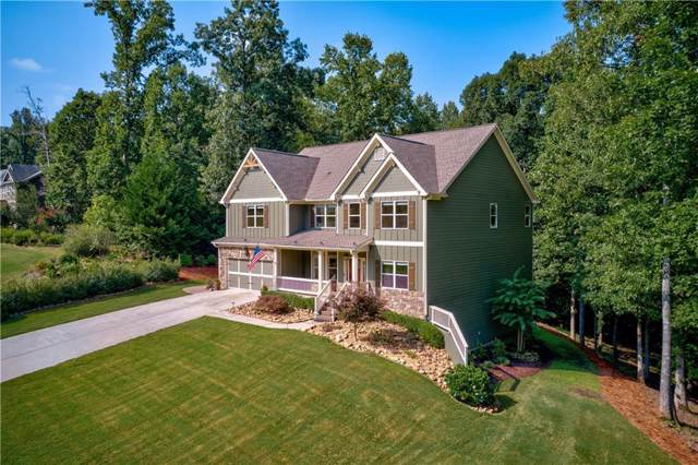 150 Dawson Manor Drive, Dawsonville, GA 30534 (MLS #6606134) :: Compass Georgia LLC