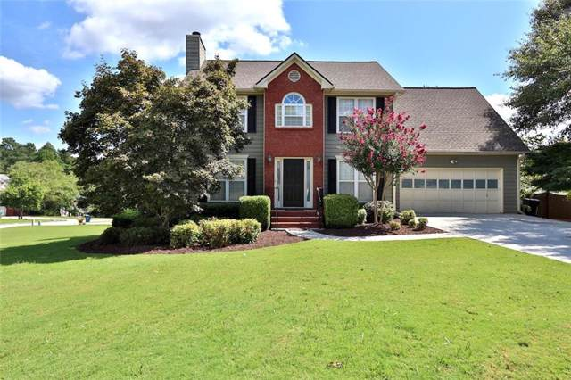 44 Leighs Grove Way, Grayson, GA 30017 (MLS #6606177) :: The Zac Team @ RE/MAX Metro Atlanta