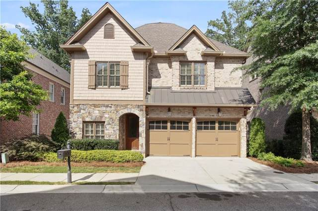 34 High Top Circle, Sandy Springs, GA 30328 (MLS #6606194) :: The Realty Queen Team
