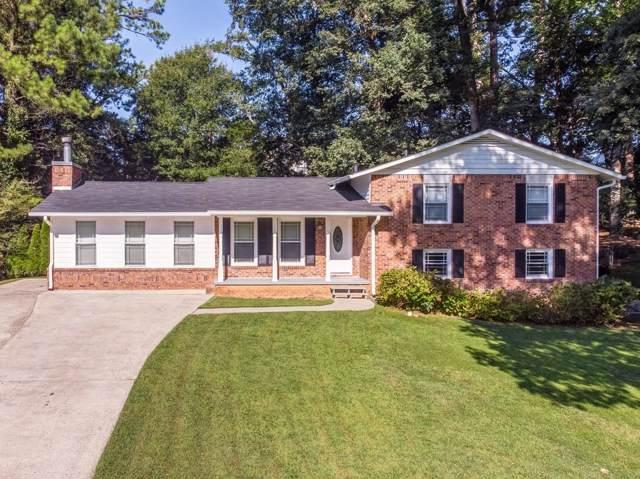 710 Smithstone Road SE, Marietta, GA 30067 (MLS #6606244) :: Iconic Living Real Estate Professionals