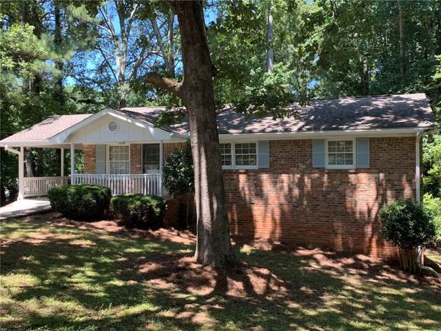 2450 Forrest Drive NW, Kennesaw, GA 30152 (MLS #6606248) :: The Cowan Connection Team