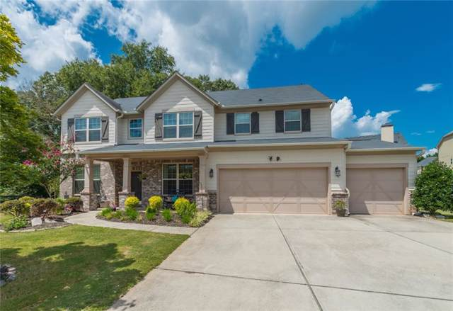 306 Ashgrove Court, Woodstock, GA 30188 (MLS #6606253) :: The Cowan Connection Team