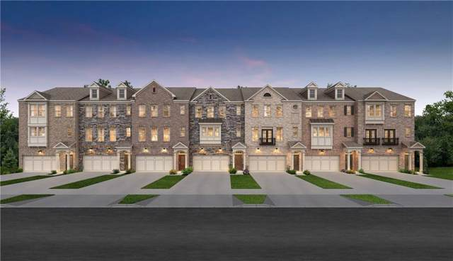 1381 Harris Way #6, Brookhaven, GA 30319 (MLS #6606259) :: North Atlanta Home Team