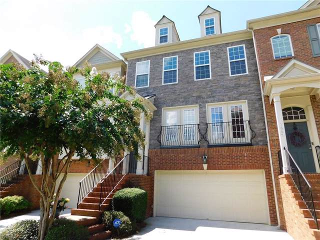 1665 Wehunt Place SE #11, Smyrna, GA 30082 (MLS #6606269) :: The Zac Team @ RE/MAX Metro Atlanta