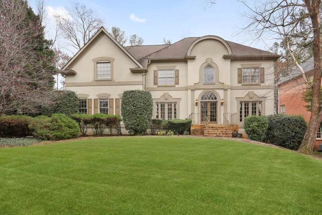 9345 Nesbit Lakes Drive, Alpharetta, GA 30022 (MLS #6606270) :: Iconic Living Real Estate Professionals