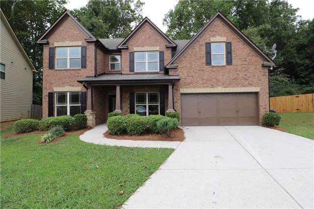 97 Gloster Mill Way, Lawrenceville, GA 30044 (MLS #6606309) :: The Cowan Connection Team
