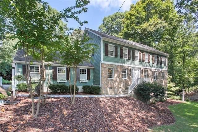 1742 Dunridge Court, Atlanta, GA 30338 (MLS #6606326) :: RE/MAX Paramount Properties