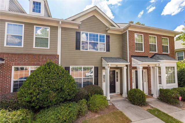 2154 Del Lago Circle NW #5, Kennesaw, GA 30152 (MLS #6606337) :: The Zac Team @ RE/MAX Metro Atlanta
