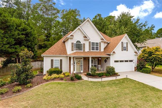 1163 Fords Lake Place NW, Acworth, GA 30101 (MLS #6606340) :: Kennesaw Life Real Estate