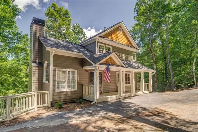 15 S Lake Drive, Ellijay, GA 30536 (MLS #6606347) :: The Heyl Group at Keller Williams