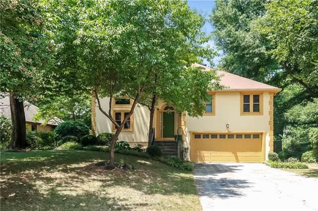 1178 Meadow Oaks Drive NW, Acworth, GA 30102 (MLS #6606352) :: Julia Nelson Inc.