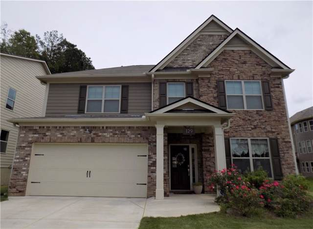129 Reunion Place, Acworth, GA 30102 (MLS #6606361) :: The Cowan Connection Team