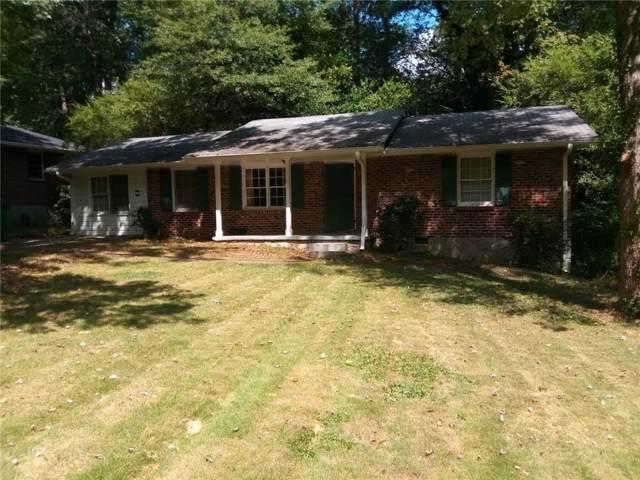 2582 Wood Trail Lane, Decatur, GA 30033 (MLS #6606371) :: RE/MAX Paramount Properties