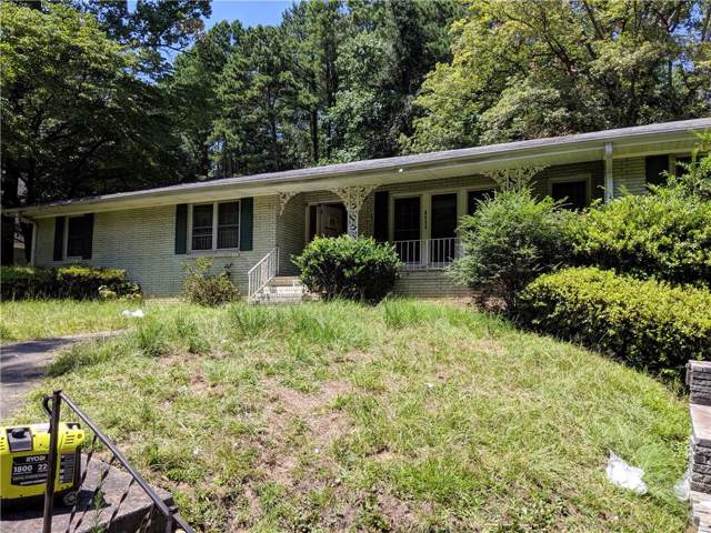 3111 Eleanor Terrace NW, Atlanta, GA 30318 (MLS #6606372) :: Charlie Ballard Real Estate
