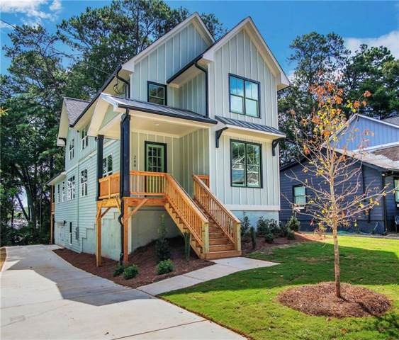 266 Lamon Avenue SE, Atlanta, GA 30316 (MLS #6606405) :: Iconic Living Real Estate Professionals