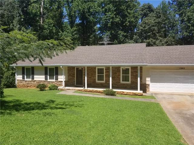 1582 Bent River Drive SW, Lilburn, GA 30047 (MLS #6606412) :: RE/MAX Paramount Properties
