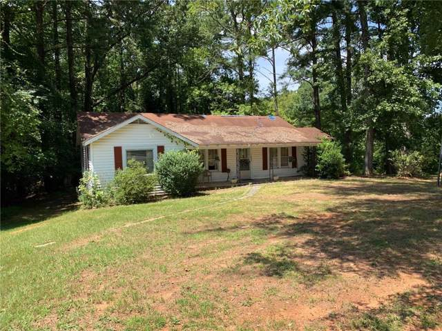 8845 Bells Ferry Road, Canton, GA 30114 (MLS #6606448) :: The Cowan Connection Team