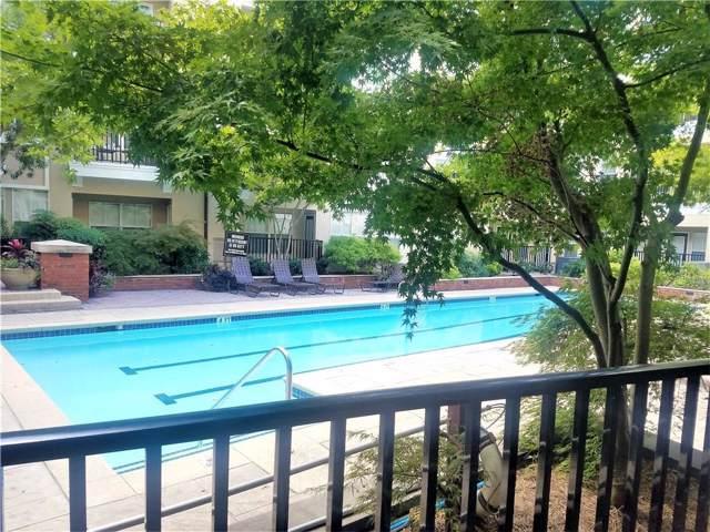 1850 Cotillion Drive #4123, Atlanta, GA 30338 (MLS #6606471) :: RE/MAX Paramount Properties