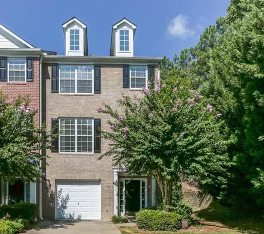 3600 Chattahoochee Summit Drive SE #13, Atlanta, GA 30339 (MLS #6606480) :: RE/MAX Paramount Properties