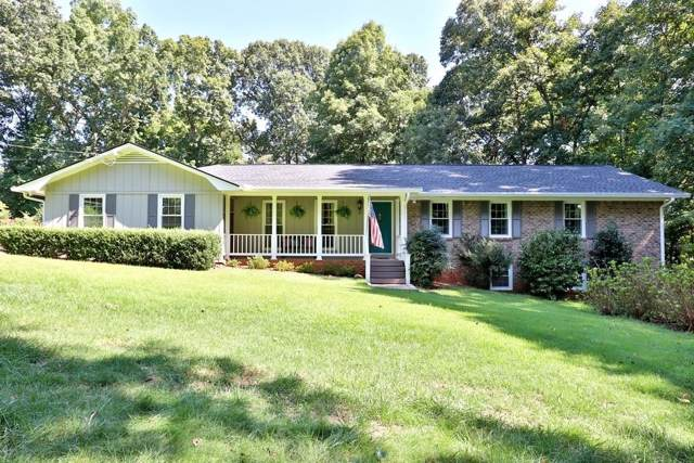 3960 Stilesboro Road NW, Kennesaw, GA 30152 (MLS #6606513) :: The Zac Team @ RE/MAX Metro Atlanta