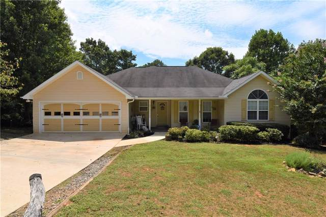 795 Highland Forest Road, Cleveland, GA 30528 (MLS #6606514) :: RE/MAX Paramount Properties