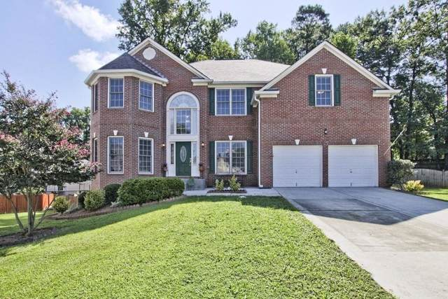 5303 Creek Branch Court, Norcross, GA 30071 (MLS #6606524) :: The Stadler Group