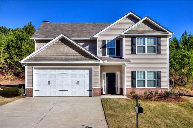 48 Fieldcrest Drive, Dallas, GA 30132 (MLS #6606535) :: RE/MAX Paramount Properties