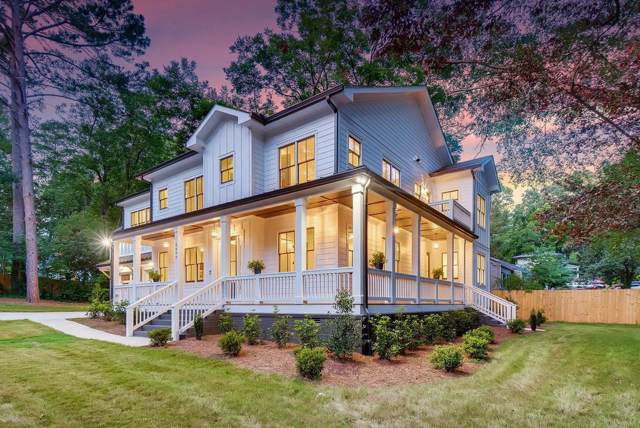 2606 Charlesgate Avenue, Decatur, GA 30030 (MLS #6606541) :: Iconic Living Real Estate Professionals