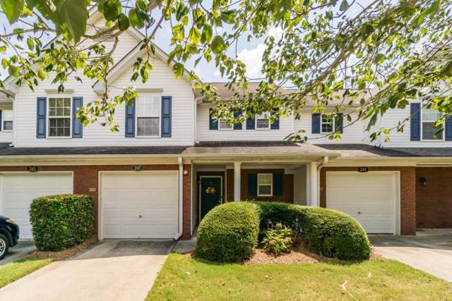 247 Cottonwood Creek Circle, Canton, GA 30114 (MLS #6606554) :: RE/MAX Paramount Properties