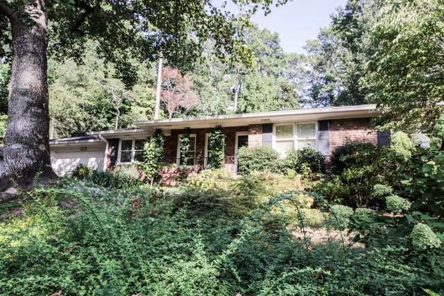 6545 Scott Valley Road, Sandy Springs, GA 30328 (MLS #6606563) :: KELLY+CO
